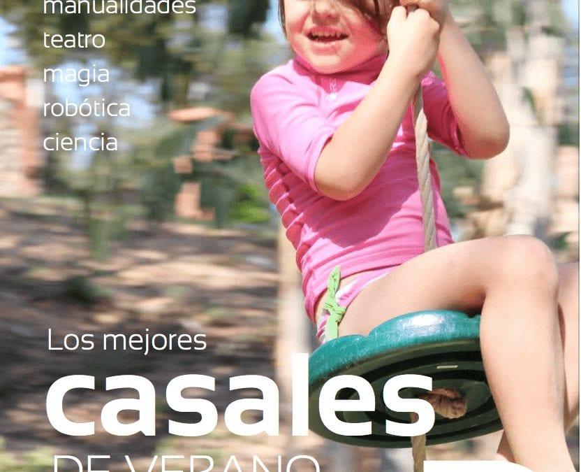 Los mejores casales infantiles de verano en Barcelona