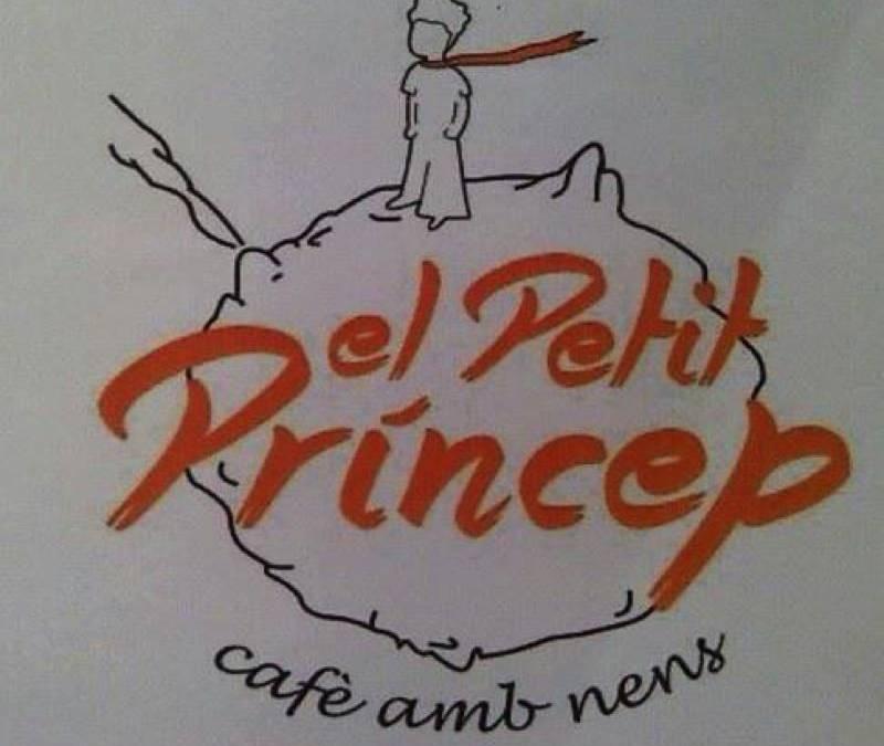El Petit Príncep, cafè amb nens en Les Corts