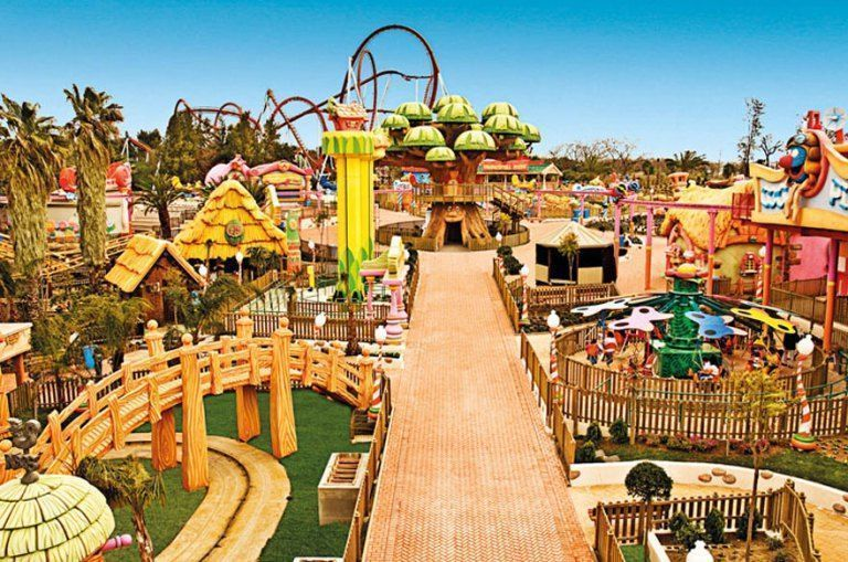 Top Amusement Parks in Europe to Plan a Travel