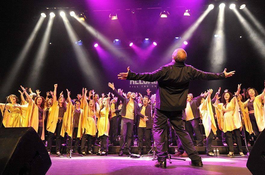 Sorteo entradas para The Gospel Viu Choir