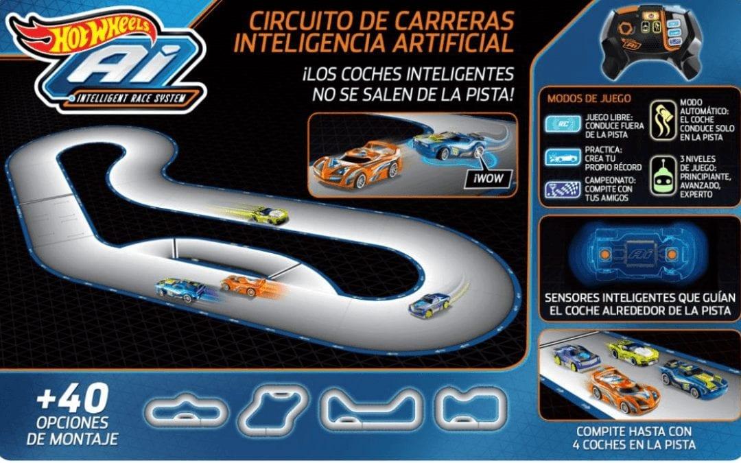 Hot Wheels, súper regalo para Reyes