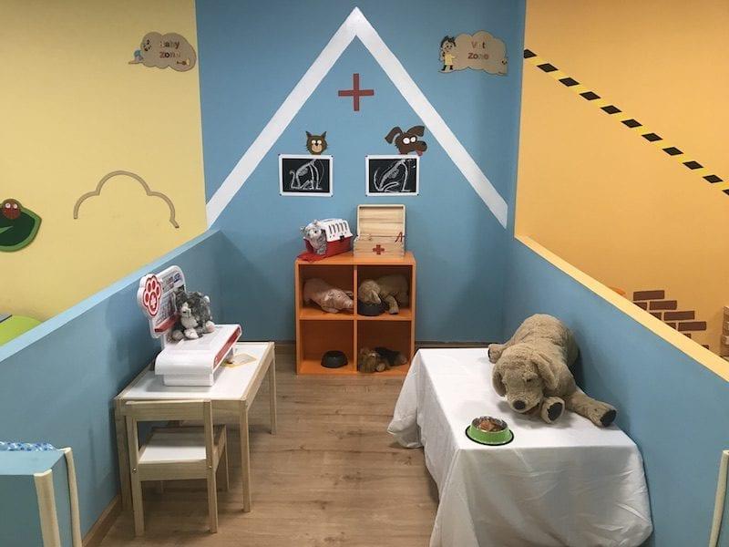 Kids and Kafé, un centro infantil en les Corts
