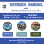 HIGHLANDS SCHOOL SUMMER CAMP