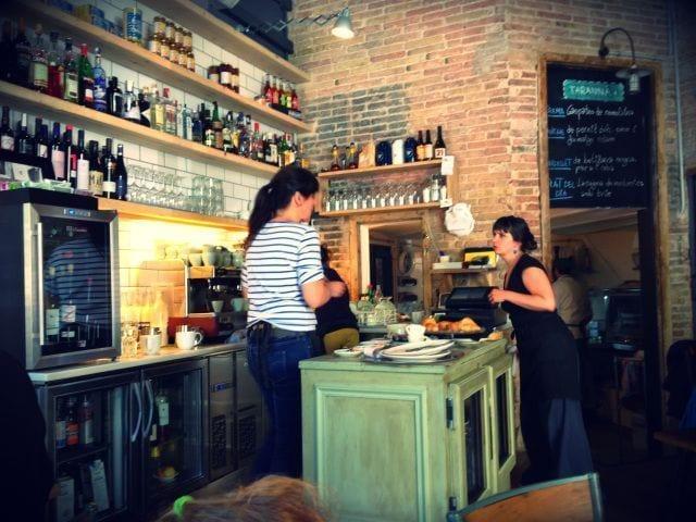 Brunch a Tarannà cafè