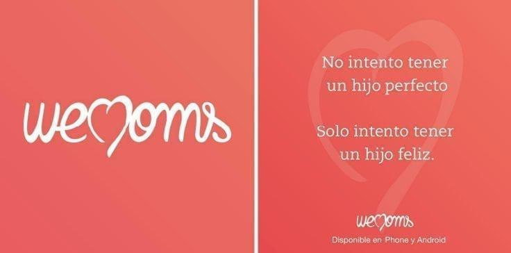 La App WeMoms, ayuda de madres para madres