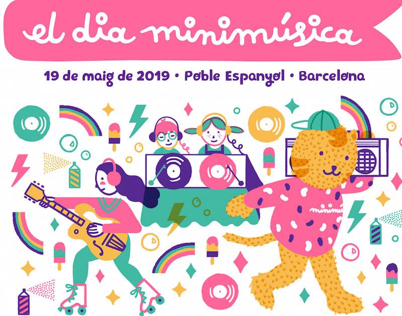 El día Minimúsica Barcelona