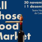 All Those Food Market Barcelona