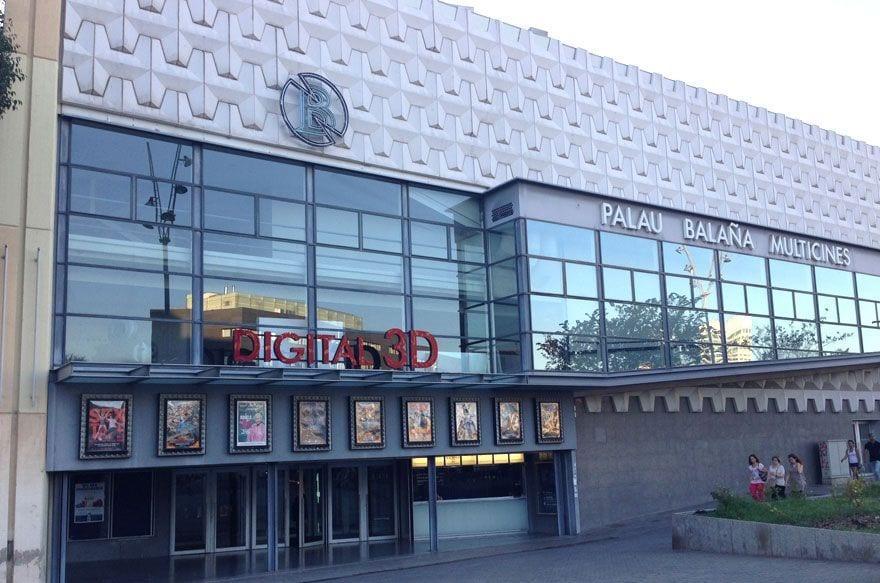 mejores cines barcelona para niños