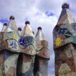 Visita en familia a la casa Batlló