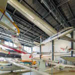 Visita en familia al Centre Aeronàutic del Prat
