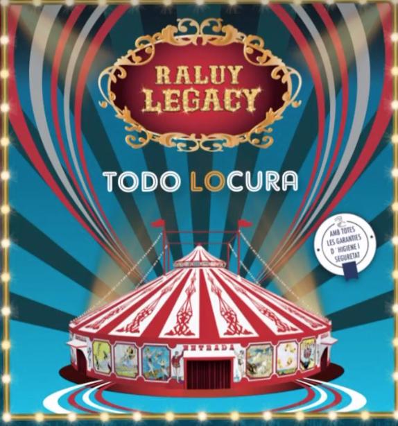 Circo Raluy. Un circo de toda la vida.