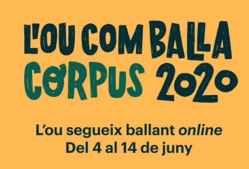 L'ou com balla. Una tradición barcelonesa.