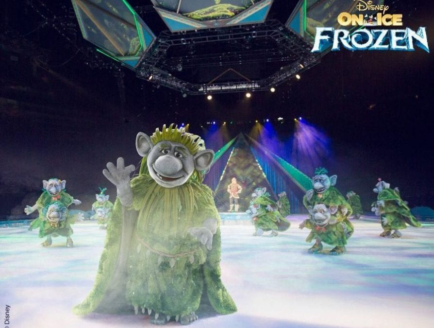 SORTEO ENTRADAS DISNEY ON ICE BARCELONA