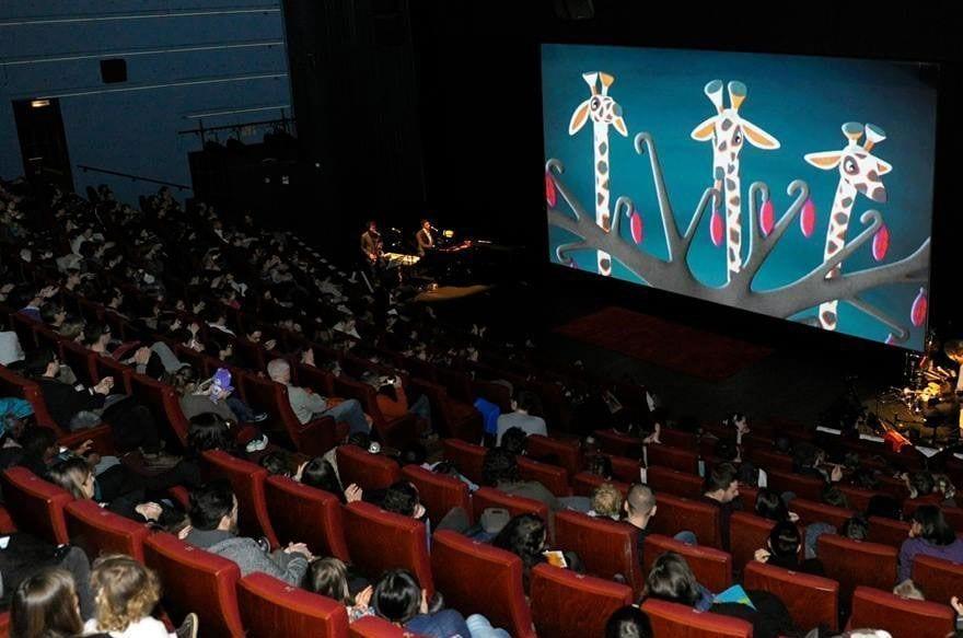 el Meu Primer Festival | Cine infantil Barcelona