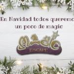 MAGIC ESCAPE ROOM PARA NIÑOS