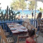 L'Estupendu, un chiringuito en la playa de Badalona