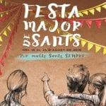 Festa Major de Sants.