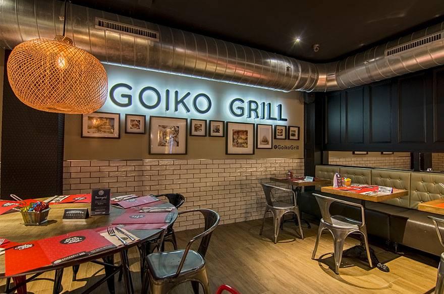 Goiko Grill, hamburguesas gourmet para toda la familia