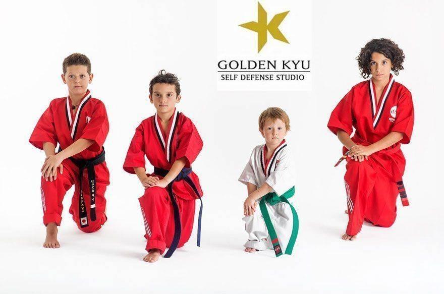 Golden Kyu, extraescolares de Artes Marciales