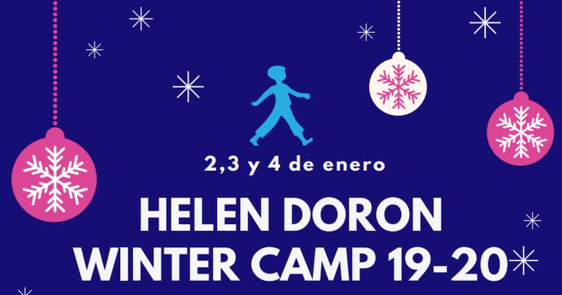 HELEN DORON SKI WINTER CAMP
