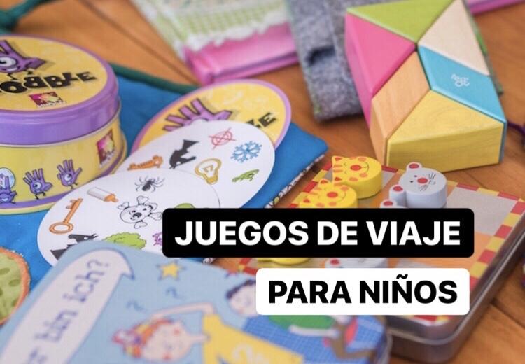 JUEGOS DE VIAJES PARA NIÑOS
