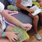 Lalanalú: manualidades para que hagas lo que te dé la lana