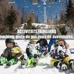 Let's Snow Barcelona: la montaña llega a El Poble Espanyol