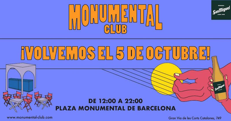 MONUMENTAL CLUB BARCELONA