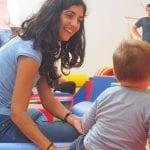 Motriko, talleres de psicomotricidad en familia