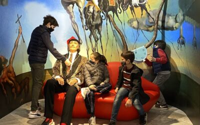 VISIT THE BARCELONA WAX MUSEUM WITH CHILDREN