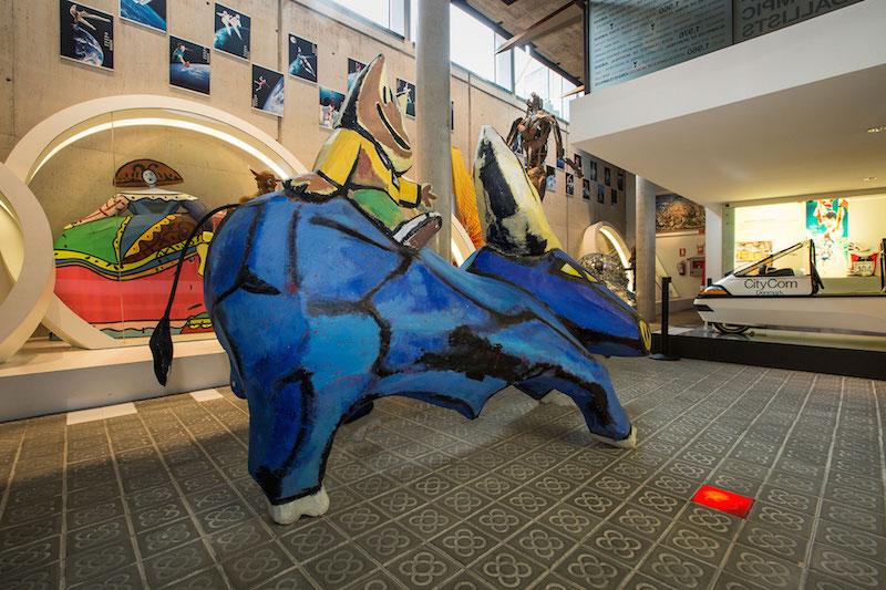 VISITA EL MUSEU OLÍMPIC DE BARCELONA CON NIÑOS
