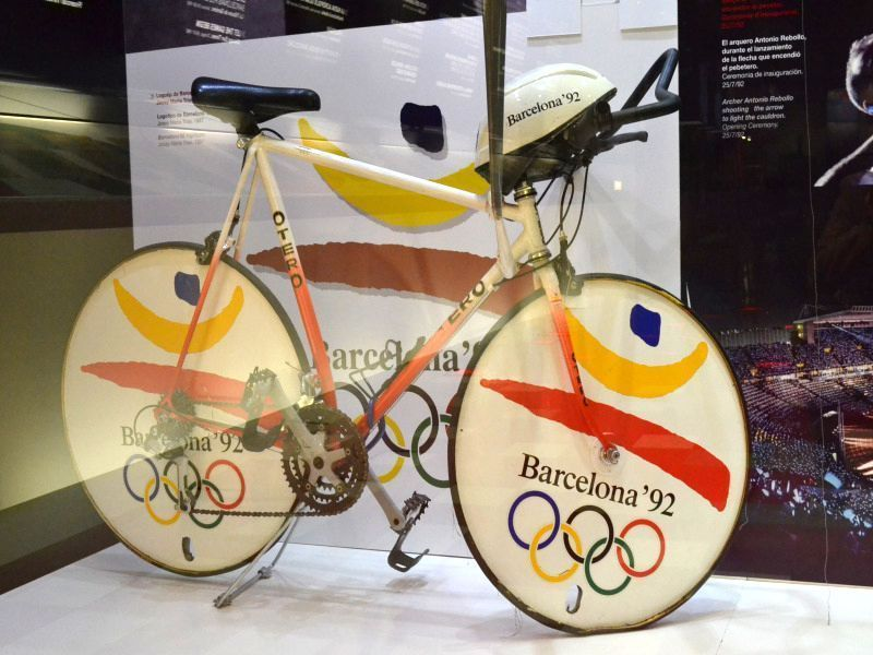 Barcelona té un museu olímpic