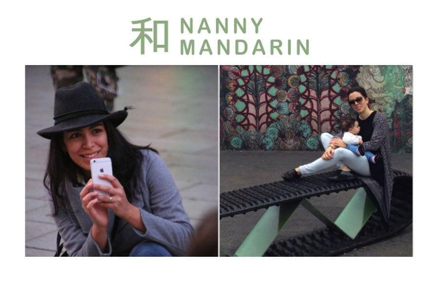 nanny mandarin barcelona | canguros