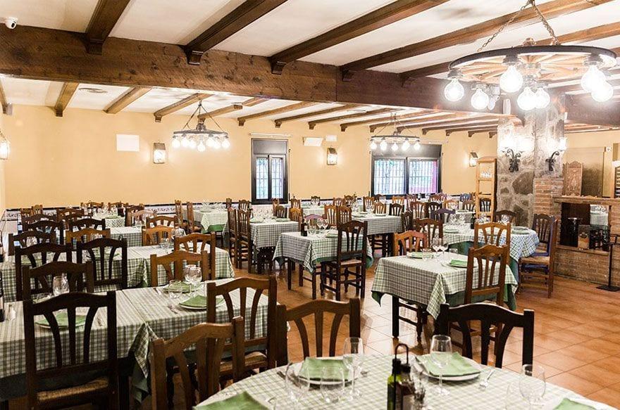 El Nou Racó Can Barata | restaurante para ir con niños Barcelona