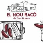 El Nou Racó de Can Barata, un restaurante de cocina catalana para ir en familia.