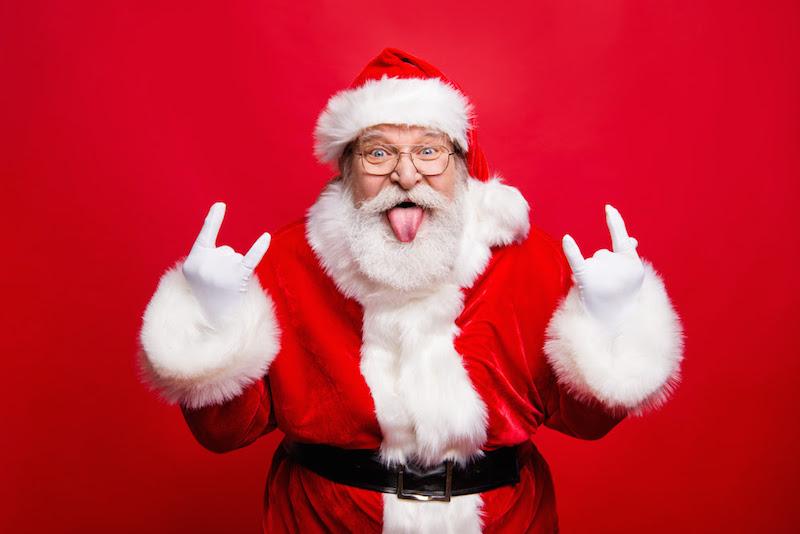 SORTEO: Desayuno en Hard Rock Cafe con Papá Noel