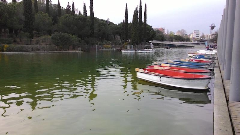 El Parc de Catalunya de Sabadell