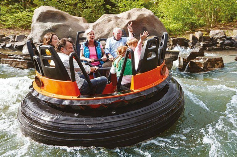 The top 10 amusement parks in Europe to go with children