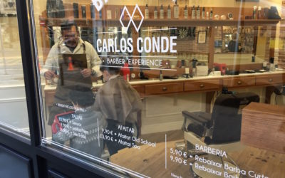 PELUQUERÍA CARLOS CONDE