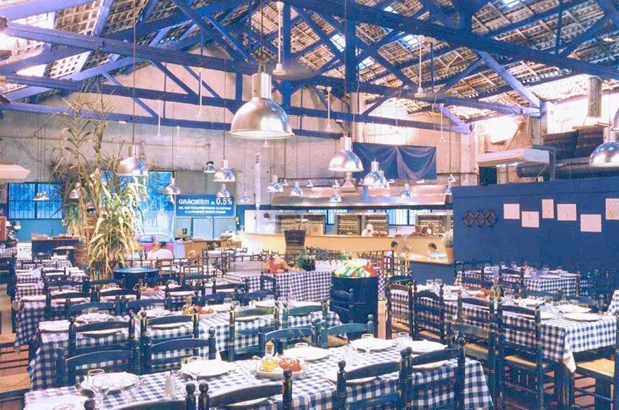 Restaurantes para comer con niños en Poblenou