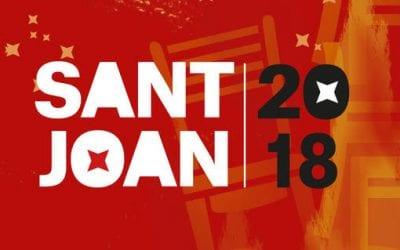 AGENDA ESPECIAL VERBENA DE SAN JUAN 2018