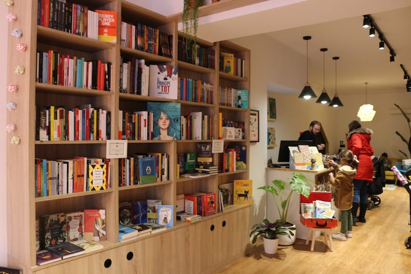 THE BEST CHILDREN'S BOOKSTORES IN BARCELONA