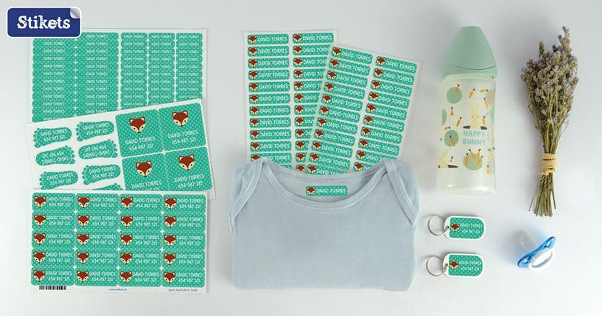 Verano Stikets:  descuentos y etiquetas para ropa gratis con cada Pack