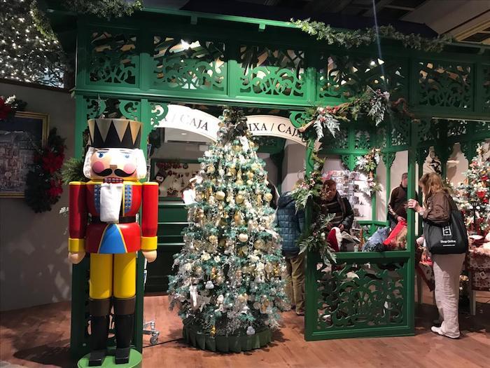 KÄTHE WOHLFAHRT- BARCELONA'S CHRISTMAS STORE