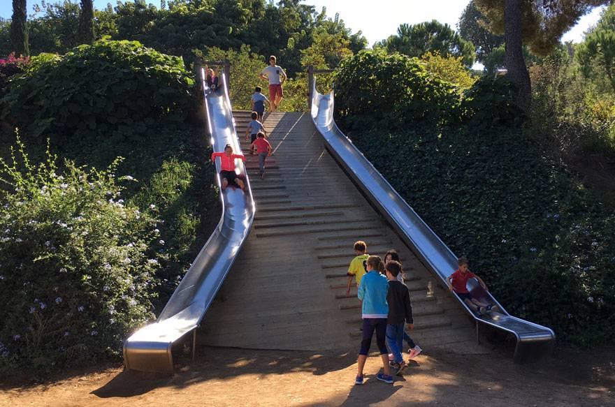 Parques Chulos Para Ir Con Niños Barcelona Noticias Niños