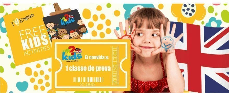 up2kids aprender ingles