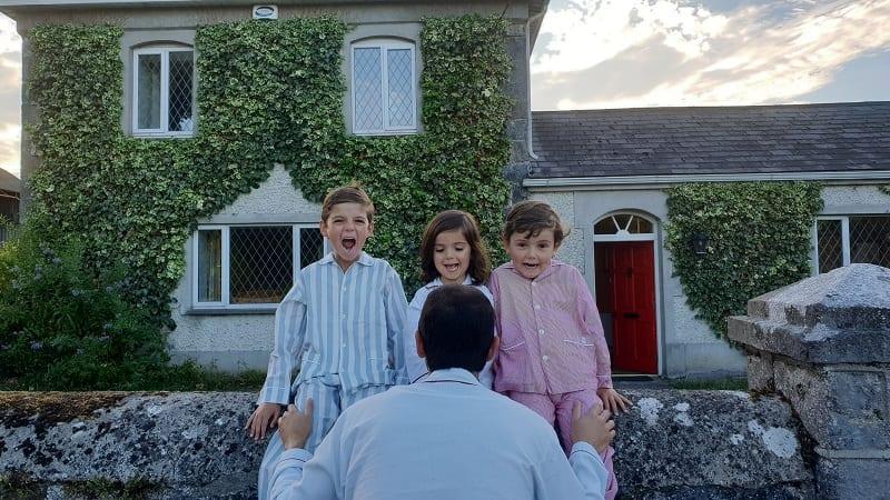 VERANO A IRLANDA EN FAMILIA