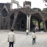 Un paseo guiado a través del tiempo por la Colonia Güell